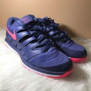 Nike air zoom vapor tennis shoes